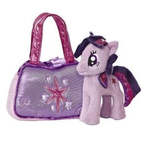 My Little Pony Twilight Sparkle with Purse